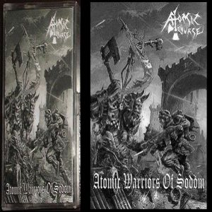 Atomic Curse - Atomic Warriors of Sodom cover art