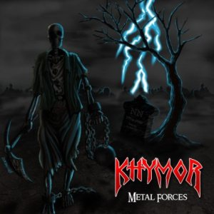 Khymor - Metal Forces cover art