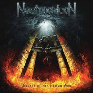 Necronomicon - Advent of the Human God cover art