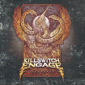 Killswitch Engage - Incarnate cover art