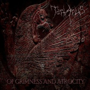 Tartarus - Of Grimness and Atrocity cover art