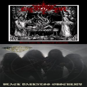 Omission / Beast Conjurator - Authentic Metal Worship Series Vol 2 cover art