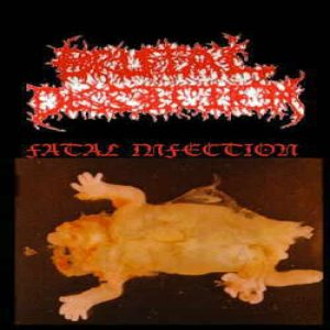 Brutal Dissection - Fatal Infection cover art
