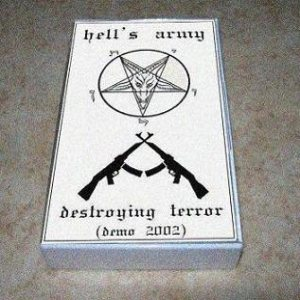 Hell's Army - Destroying Terror cover art