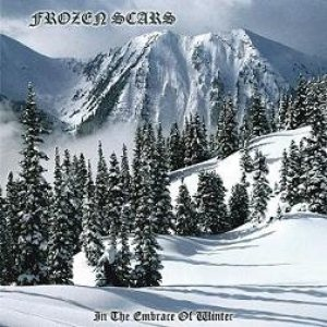 Frozen Scars - In the Embrace of Winter cover art
