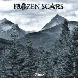 Frozen Scars - Time cover art