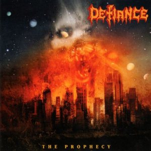 Defiance - The Prophecy cover art