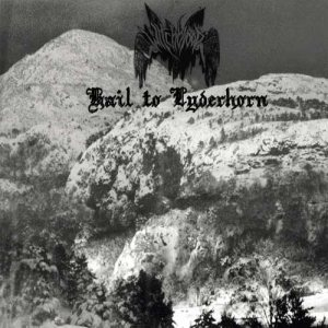 Witchblood - Hail to Lyderhorn cover art