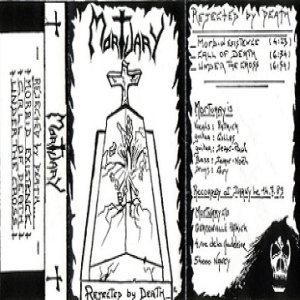 Mortuary - Rejected by Death... cover art