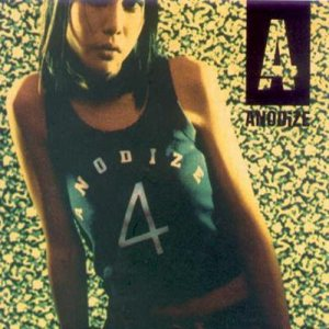 Anodize - 4 cover art