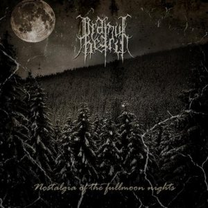 Ordinul Negru - Nostalgia of the Fullmoon Nights cover art