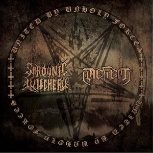Sardonic Witchery - United by Unholy Forces cover art