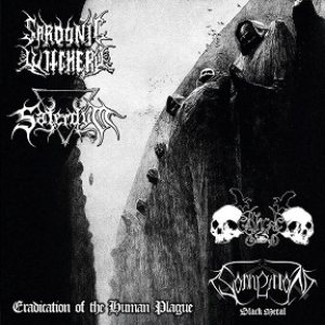 Sardonic Witchery - Eradication of the Human Plague cover art
