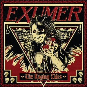 Exumer - The Raging Tides cover art