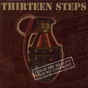 13 Steps - This Is the Reality That We Confront cover art