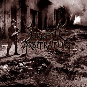 Purge the Abritrator - Purge the Arbitrator cover art