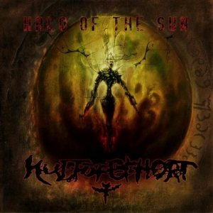Halo of the Sun - Halo of the Sun / Kult of Eihort cover art
