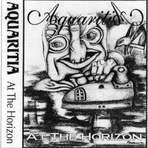 Aquaritia - At the Horizon cover art