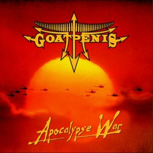 GoatPenis - Apocalypse War cover art