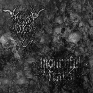 Black Angel / Mournful Tears - Black Angel / Mournful Tears cover art