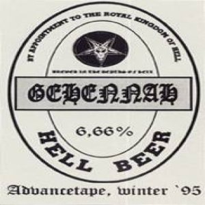 Gehennah - Hell Beer (Advancetape '95)