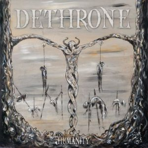 Dethrone - Humanity cover art