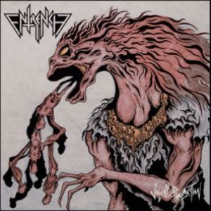 Entrench - Violent Procreation cover art