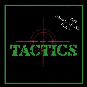 Tactics - The Re-Mastered Plan cover art