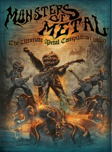 Various Artists - Monsters of Metal Vol. 9 cover art