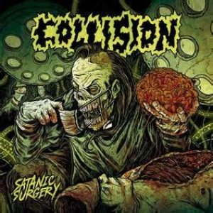 Collision - Satanic Surgery cover art