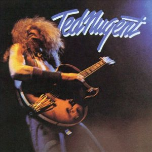 Ted Nugent - Ted Nugent cover art