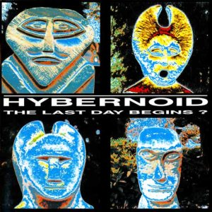 Hybernoid - The Last Day Begins? cover art