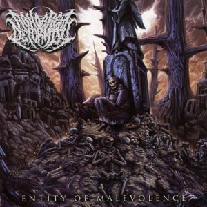Abhorrent Deformity - Entity of Malevolence cover art