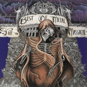 Various Artists - The Best of Metal Massacre cover art