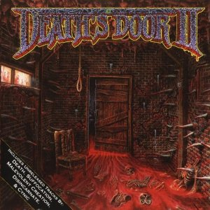 Various Artists - At Death's Door II cover art