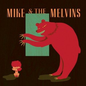 Mike & the Melvins - Three Men and a Baby cover art