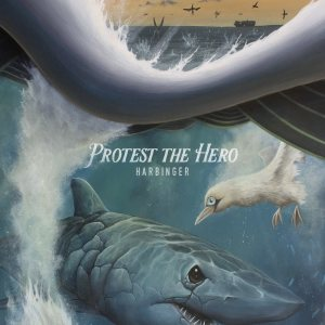 Protest The Hero - Harbinger cover art