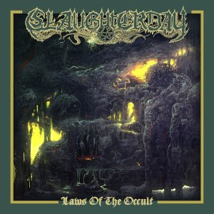Slaughterday - Laws of the Occult cover art