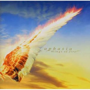 Aphasia - Wings of fire cover art