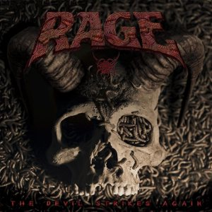 Rage - The Devil Strikes Again cover art