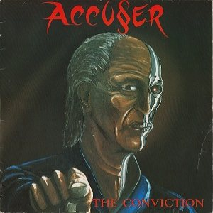 Accu§er - The Conviction cover art