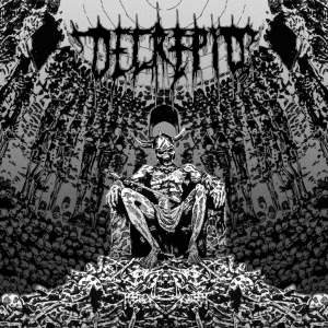 Decrepid - Osseous Empire cover art