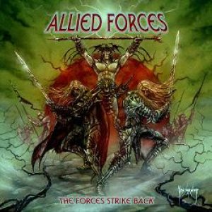 Allied Forces - The Forces Strike Back cover art