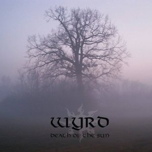 Wyrd - Death of the Sun cover art