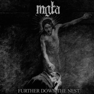 Mgła - Further Down the Nest cover art