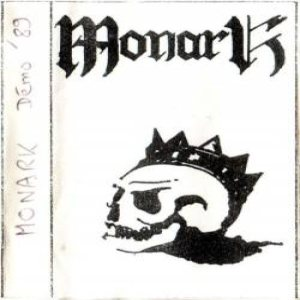 Monark - Monark Demo '89 cover art