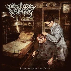 Iniquitous Savagery - Subversions of the Psyche cover art