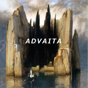 Advaita - A Burst cover art