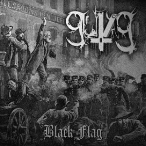 Gulag - Black Flag cover art