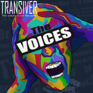 Transiver - The Voices cover art